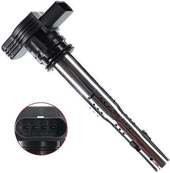 For Audi A3 A4 Q VW Beetle CC Jetta Passat 2.0L Set of 4 Ignition Coils Bosch