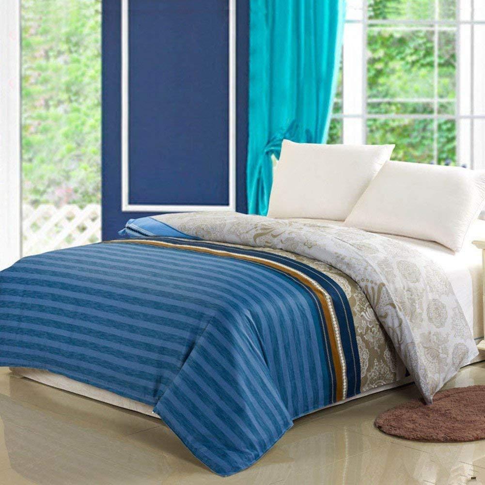 Yunyilian ベッドの裏地の綿のキルトカバーシングルピースカバー、シングルダブルベッドの項目 (Color : 200x230cm(79x91inch), サイズ : I) B07SWV35VR 200x230cm(79x91inch) I