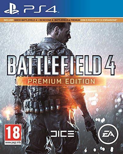 Battlefield 4 Premium Edition: Amazon.es: Videojuegos