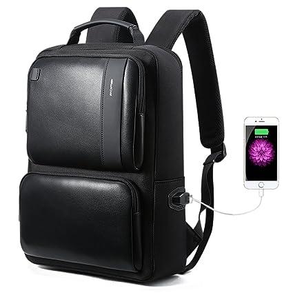 156d661a51 Amazon.com: Bopai Business Backpack 15 inch Laptop Bag USB Charging ...