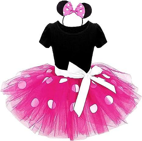 Disfraz de Mickey Mouse – Vestido – Disfraz – Minnie – Body ...
