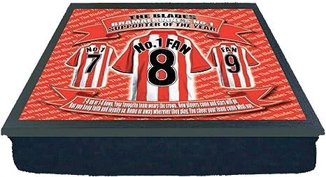 Sheffield United Football Shirt Lap Tray Gift