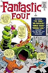 Fantastic Four Omnibus Volume 1 (New Printing)