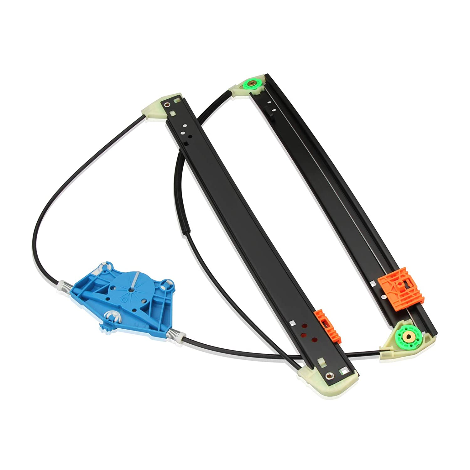 Madlife Garage 7L0837462F Electric Window Regulator Front Right Without Electric Motor 4//5 Door Cayenne 955 Touareg 7LA 7L6 7L7