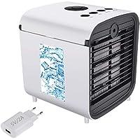 Nifogo Air Mini Cooler-3 in 1 mobiele airconditioner, luchtbevochtiger luchtreiniger en desktop…
