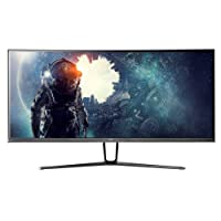 Deals on Monoprice Zero-G 35-inch Curved Gaming Monitor 138035
