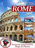 "Published by Travel Bug Guides, ""Top 20 Rome"" is the essential Rome travel guide.Inside Travel Bug Guides ""Top 20 Rome"":-Rome's top 20 attractions, listed in order of importance (so you can cut to the chase, and see what you MUST see before y..."