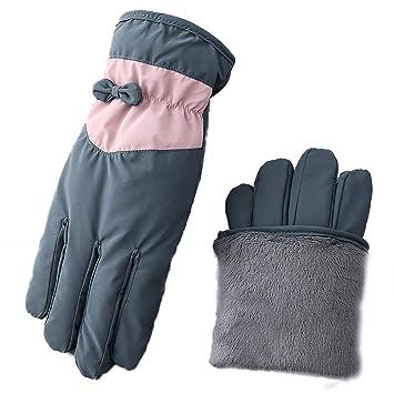 Winddichte gefütterte Handschuhe wasserabweisend