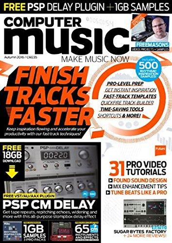 Computer Music : the Complete Guide for Mac and PC