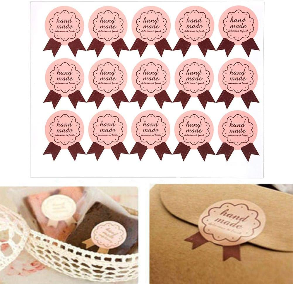 10Pcs Especially for you Paper Sticker Labels Seal Candy Gift Packing Favour