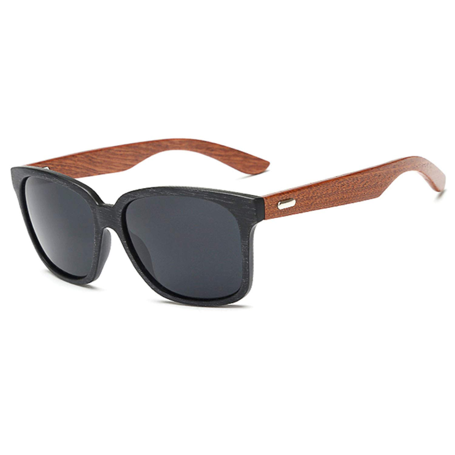 Amazon.com: Wooden Frame Sunglasses Unisex Wood Foot Men ...