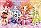 108 Piece Jigsaw Puzzle (26x38cm) Aikatsu! Fresh Idol! Large piece
