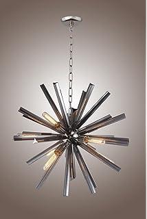 Amazon 12 light astra sputnik satellite pendant light zanadoo axis chandelier sputnik lamp smoke crystal bar orbit chandelier aloadofball Choice Image