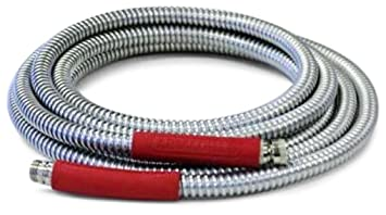 Armadillo Hose CP25 1/2 Inch By 25 Foot Galvanized Steel Chew Proof