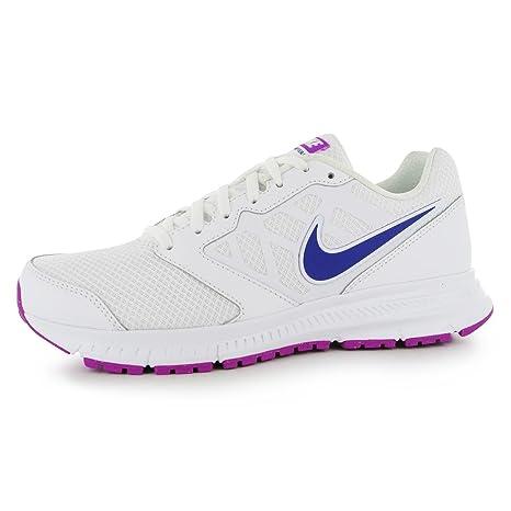 Nike Downshifter 6 Scarpe da Corsa Donna Bianco/Viola ...