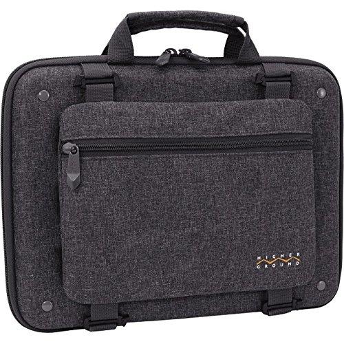 Case Notebook Shuttle (Higher Ground Shuttle 3.0 Carrying Case for 14 Notebook - Gray)