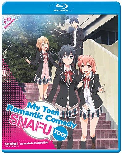 My Teen Romantic Comedy SNAFU Too! [Blu-ray]