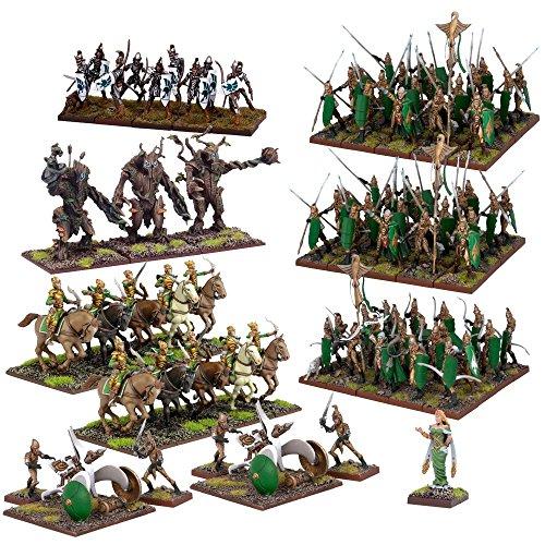 Kings of War Elf Mega Army by Mantic Games (Image #4)