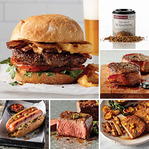 Corporate Gifts For Employees From Omaha Steaks - Master The Grill