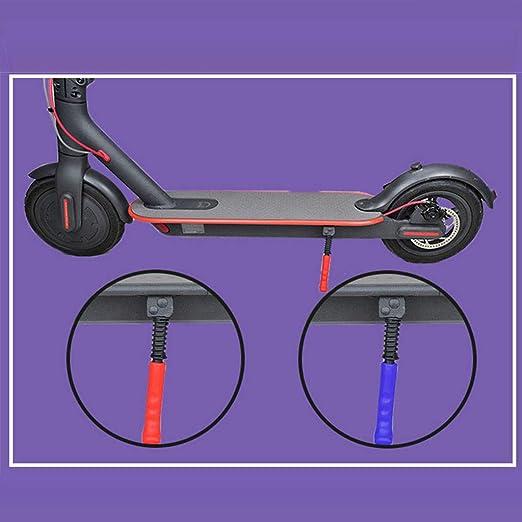 Yncc pour Xiaomi M365 Lock Serrure Renforc/é, Anti-vol Renforc/é de Remplacement pour Volant ,Accessoires De Scooter /électrique