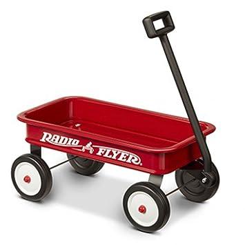 Amazon Com Radio Flyer My 1st Wagon Toys Games