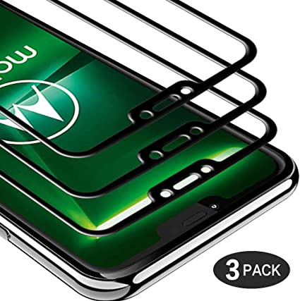 Solaxi [3-Pack] Vidrio Templado para Motorola Moto G7 Power ...