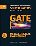 Metallurgical Engineering Solved Papers GATE 2017-2000.