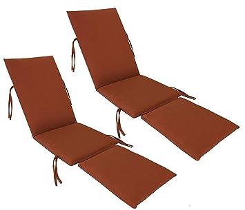 Amazon.com : kingrattan.com Made in USA Steamer Chair ...