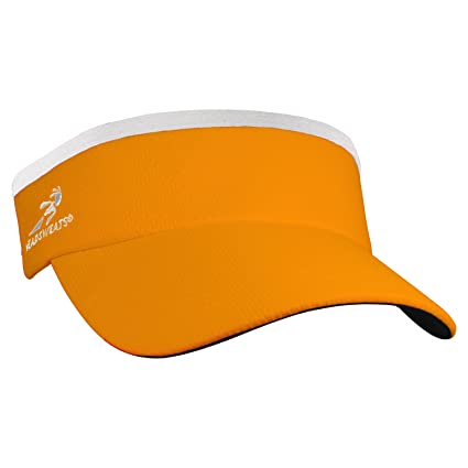 62650bee1a116 Amazon.com  Headsweats Supervisor Sun Visor (Orange)  Sports   Outdoors