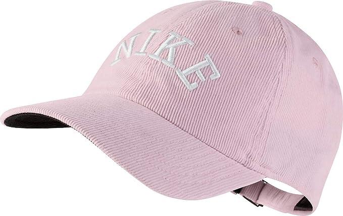 Nike Y Nk H86 Cap Seasonal 2 Gorra, Unisex niños, Pink Foam ...