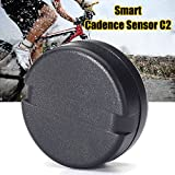 Fullfun Smart Wireless Bluetooth Cycling Bicycle Speed Cadence Sensor for Step Number Counting