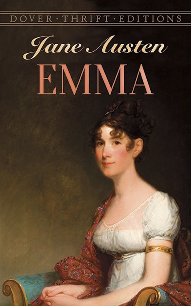 Amazon.com: Emma (Dover Thrift Editions) (0800759406487): Jane Austen: Books