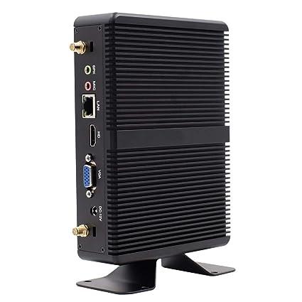 Mini PC sin Ventilador PC de Escritorio PC con Windows 10 ...