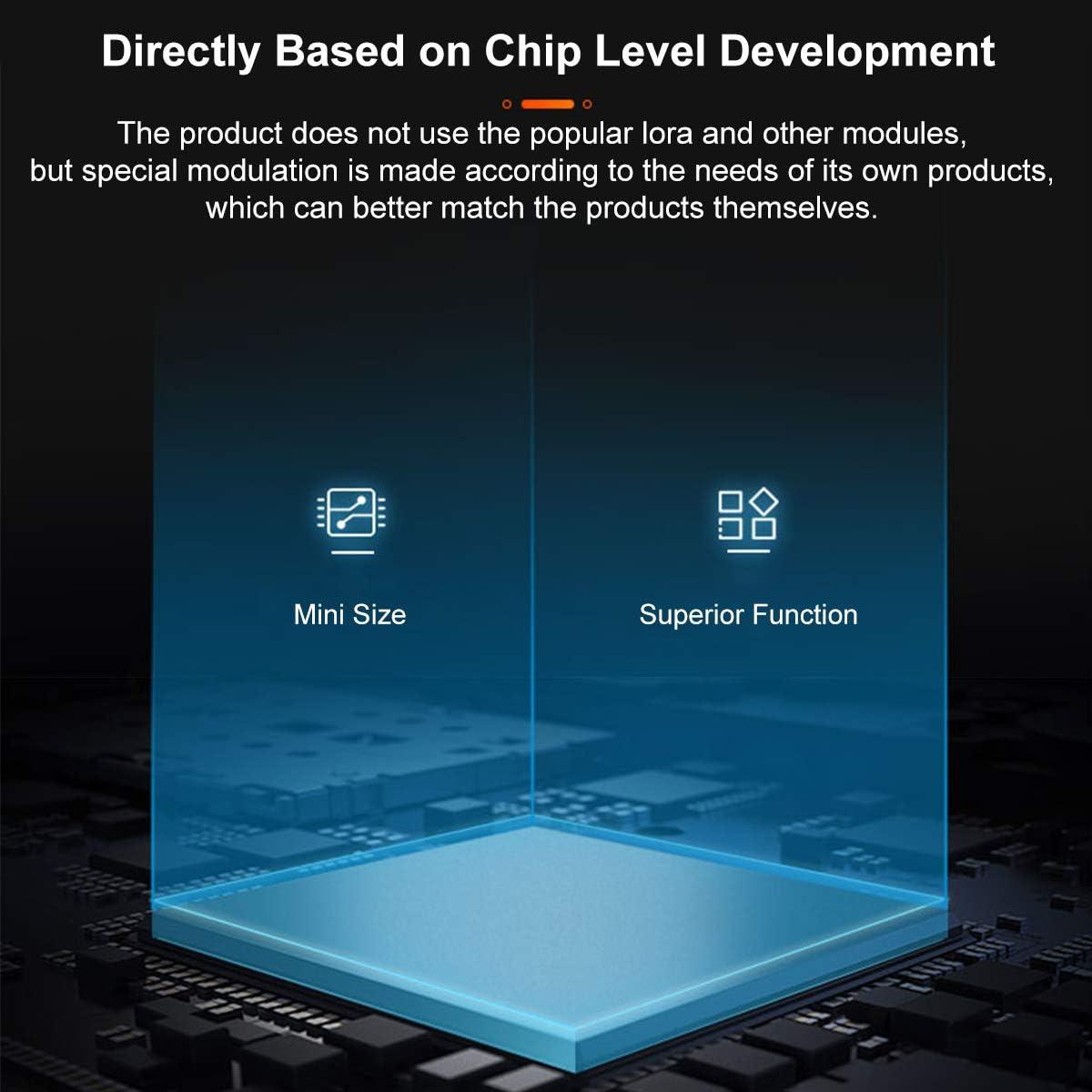 Innovateking-EU Placa de Desarrollo ESP32 Lora SX1276 Chip 915MHZ LoRaWAN Soporte de bajo Consumo de energía Lora WiFi Bluetooth Arduino IDE con ...