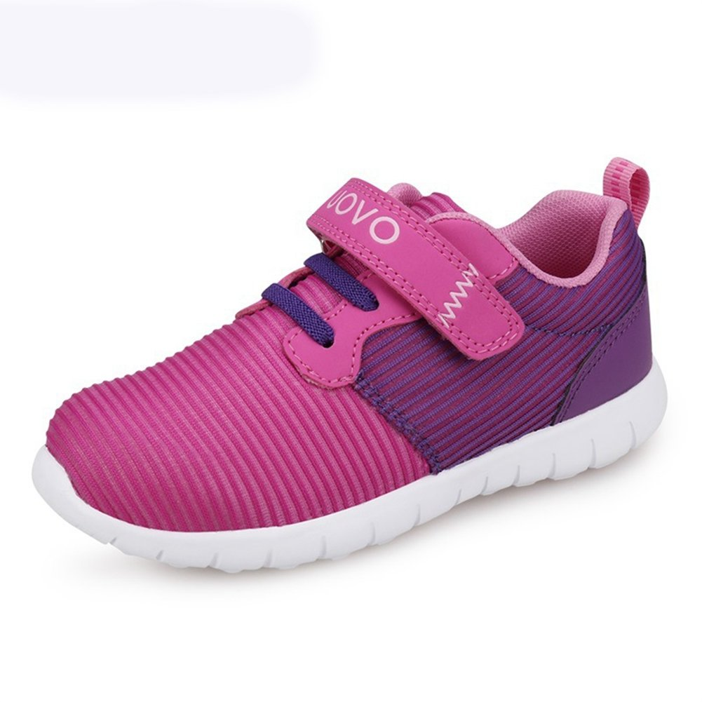 Boys and Girls Sneakers Strappy Breathable Soft Sole Hyper Running Shoes (Little Kid/Big Kid)
