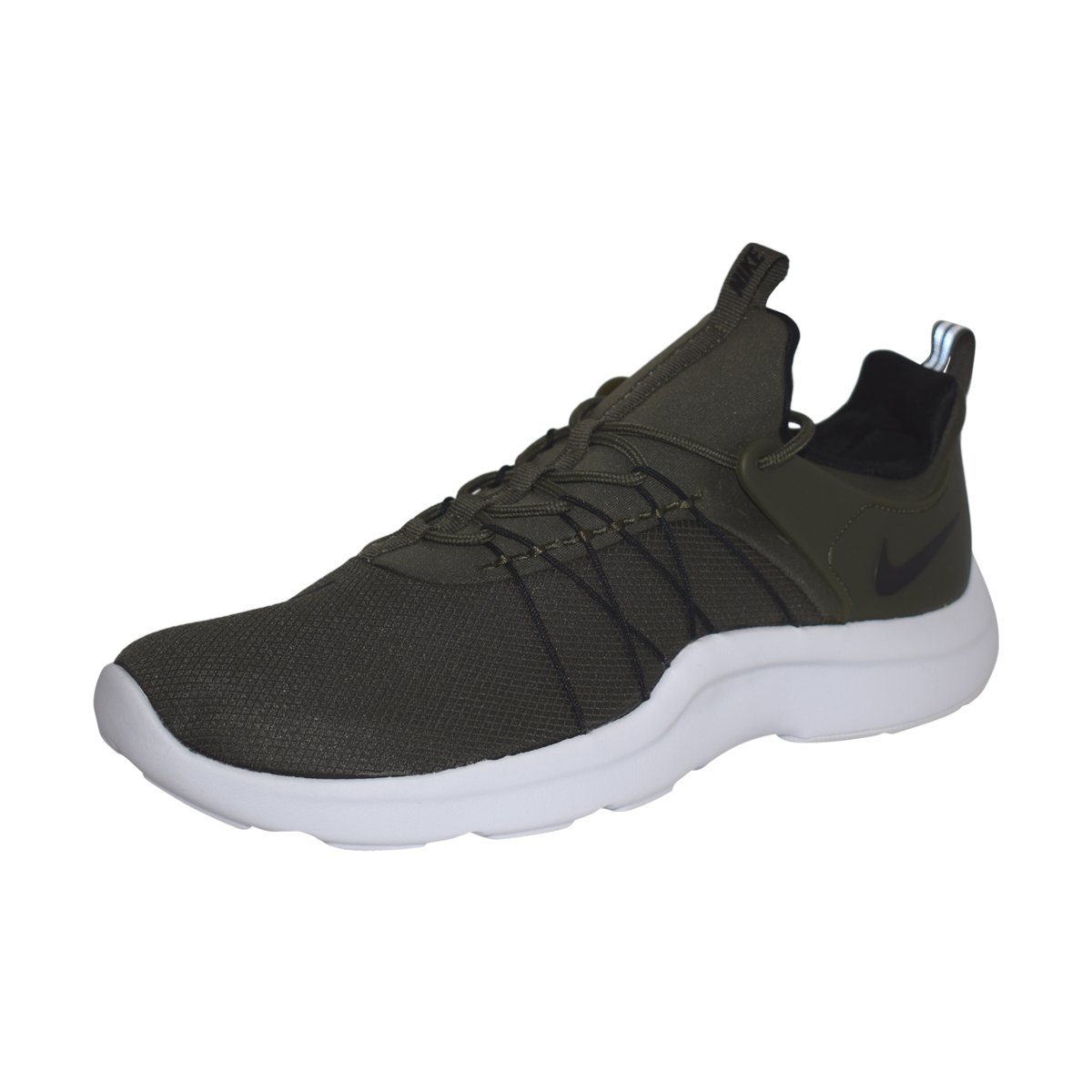 NIKE Men's Darwin Casual Shoes Lightweight Comfort Athletic Running Sneaker B07D5LTC62 11.5 M US|Cargo Khaki / Black-white