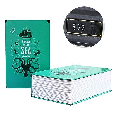 Banco de dinero Niños adultos Alcancía Contraseña Bloqueo de seguridad Caja de monedas de ahorro de dinero Decoración del hogar Craft 4 Opciones de color Ideal para todas las edades ( Color : Verde ): Hogar