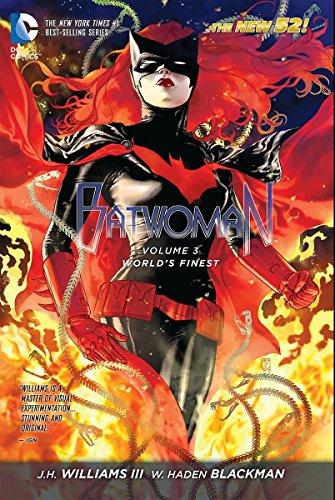 Batwoman Vol. 3: World's Finest (The New 52)]()