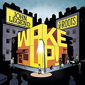 John Legend Wake Up