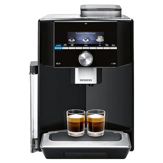 Siemens EQ.9 Independiente Máquina espresso 2,3 L Totalmente ...