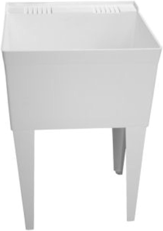 American Standard FL1100 Fiat Molded Stone Laundry Tub FL-1
