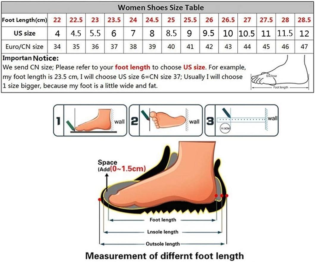 Chaussures Compensées pour Femmes Sports Running Randonnée Plate-Forme Augmentation des Chaussures Casual Respirant Vulcanize Chaussures Mesh Lace Up Chunky Sneakers Noir