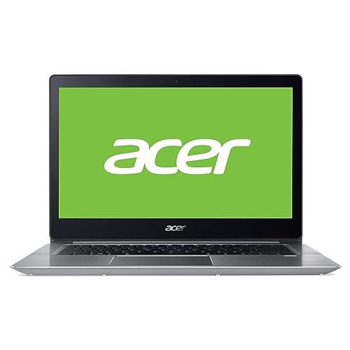 Acer Swift SF314 52 787X Ordenador Portátil de 14 FullHD Intel Core i7 7500U 8 GB RAM 256 GB SDD Intel HD Graphics Windows 10 Plateado Teclado QWERTY Español
