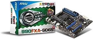 MSI AMD 990FX DDR3 2133 AMD - AM3+ Motherboard 990FXA-GD65 V2