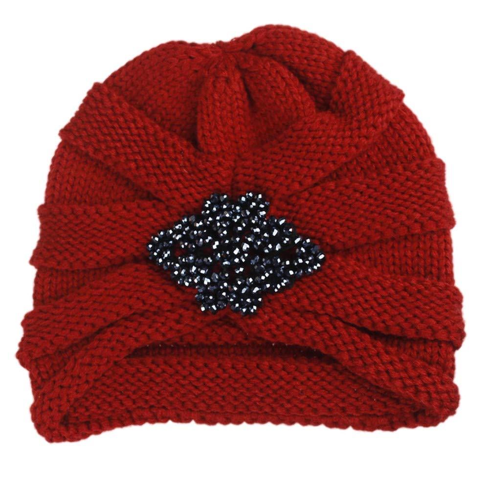kemilove Winter Berets for Womens Wool Beanies Knitted Cashmere Hats kemilove-women hating