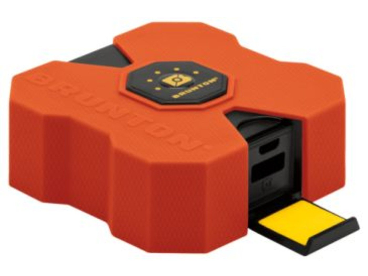 Brunton Revolt XL 9000 Powerbank orange