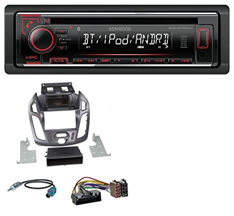 Kenwood kdc-w bt520u MP3 USB Bluetooth AUX CD Radio de coche para Ford Transit