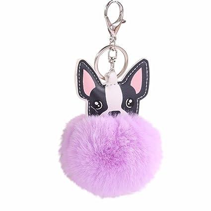 Llavero Winkey, 8 cm, llavero con diseño de perro, llavero ...