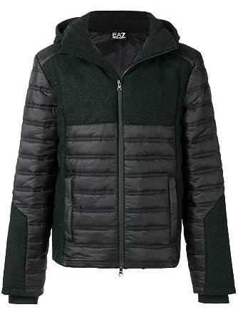 new lower prices new lower prices many fashionable Emporio Armani Veste Blouson EA7 Homme 6zpb27 Black - Noir ...