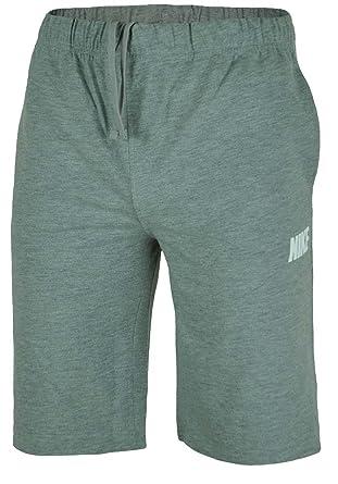 Nike Men s Cotton Shorts Jogging Shorts Sports Gym Shorts  Amazon.co ... 6490eeef9
